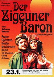 Anonym - Der Zigeuner Baron