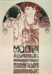 Anonym - Mucha Ausstellung