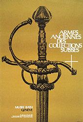 Anonym - Armes anciennes des collections suisses