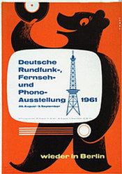 Regel - Rundfunk-Ausstellung