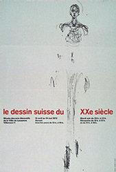 Anonym - Le dessin suisse du XXe siècle