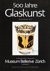 Ziegler Hans Rudolf - 500 Jahre Glaskunst