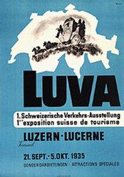 Hauser - Luva Verkehrs-Ausstellung
