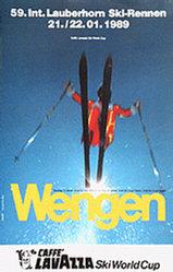 Marti Ueli Werbeagentur - 59. Int. Lauberhorn
