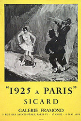 Anonym - 1925 à Paris