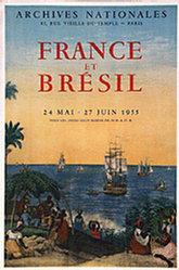 Anonym - France et Brésil