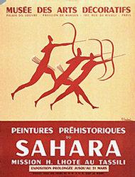 Guichard Pierre Ivan - Sahara
