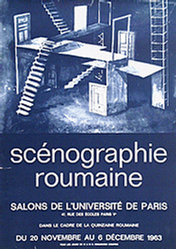 Anonym - Scénographie Roumaine