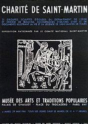 Anonym - Charité de Saint-Martin