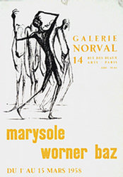 Anonym - Marysole Worner Baz