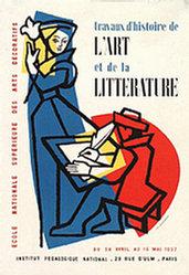 Fonteneau J-M. - Histoire de l'Art et de la Litterature