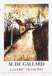 Anonym - M. de Gallard