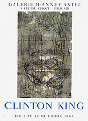 Anonym - Clinton King