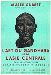 Anonym - L'Art du Gandhara et de L'Asie...