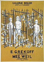 Anonym - E. Grékoff / Meg Weil