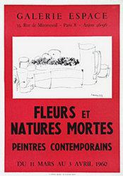 Mowan - Fleurs et natures Mortes