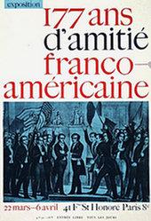 Anonym - 177 ans d'amitié Franco-américaine