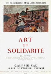 Anonym - Art et Solidarité