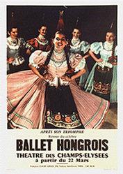 Anonym - Ballet Hongrois