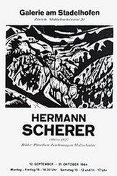 Anonym - Hermann Scherer