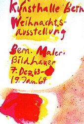 Monogramm R.I. - Weihnachtsausstellung Bern.