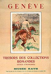 Anonym - Trésors des Collections romandes
