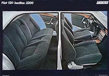 Fiat Publicità - Fiat 130 - 3200 Berlina