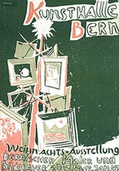 Giauque Fernand - Weihnachts-Ausstellung