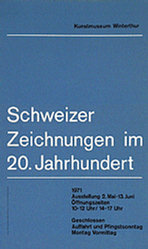 Müller-Yoshikawa Shizuko - Schweizer Zeichnungen