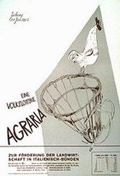Gredinger - Agraria Volkslotterie