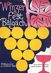 Anonym - Winzerfest Balgach