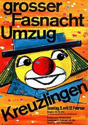 Leugger V. - Fasnacht Umzug Kreuzlingen