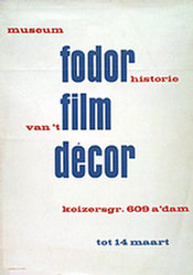 Anonym - Fodor Film Décor