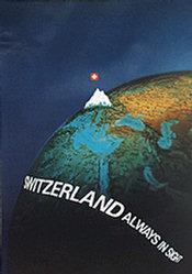Anonym - Switzerland always in sight