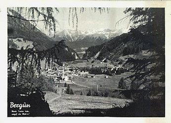 Anonym - Bergün