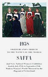 Anonym - Saffa - Ausstellung für Frauenarbeit