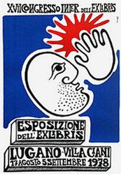 Laborone - Esposizinone dell' Exlibris Lugano