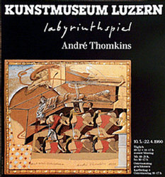 Ahlers Christian - André Thomkins