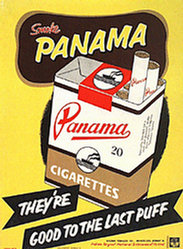 Green's Adv. - Panama Cigarettes