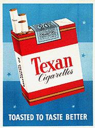 Anonym - Texan Cigarettes