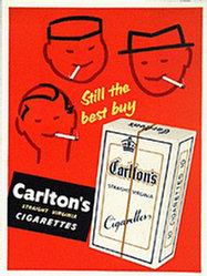 Anonym - Carlton's Cigarettes