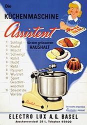 Anonym - Küchenmaschine Assistent