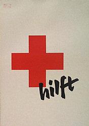 Anonym - Rotes Kreuz hilft