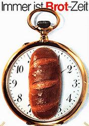 Anonym - Immer ist Brot-Zeit