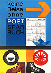 Landmann - Post Sparbuch