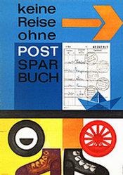 Landmann - Post Sparbuch