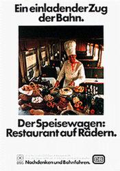 Anonym - Der Speisewagen: