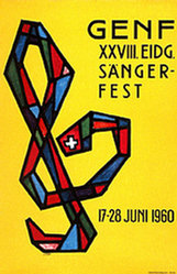 Luder Rudolphe - Sängerfest Genf