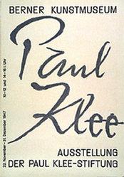 Allenbach Maja - Paul Klee - Ausstellung der Paul Klee Stiftung