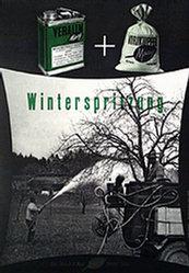 Steiner Heinrich / Heiniger Ernst A. - Maag Winterspritzung